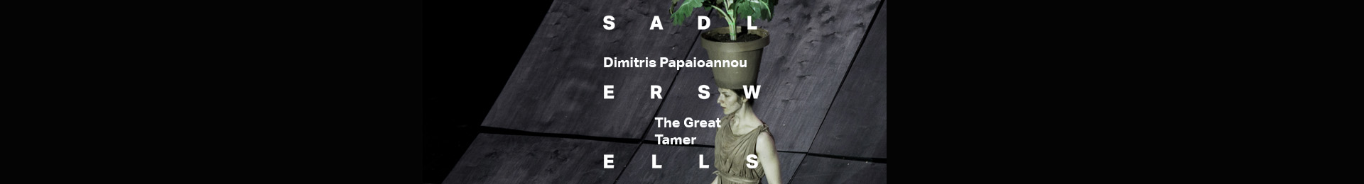 Dimitris Papaioannou: The Great Tamer banner image