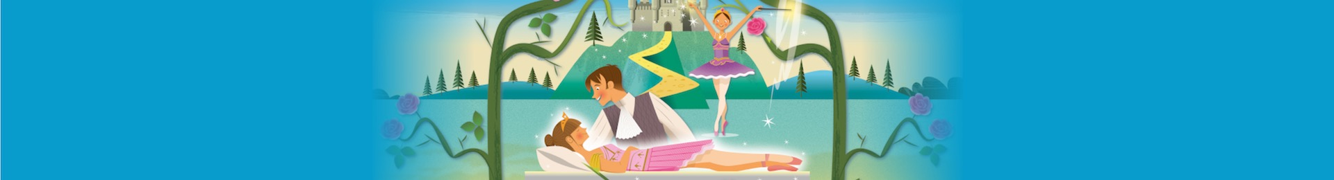 English National Ballet: My First Ballet: Sleeping Beauty banner image