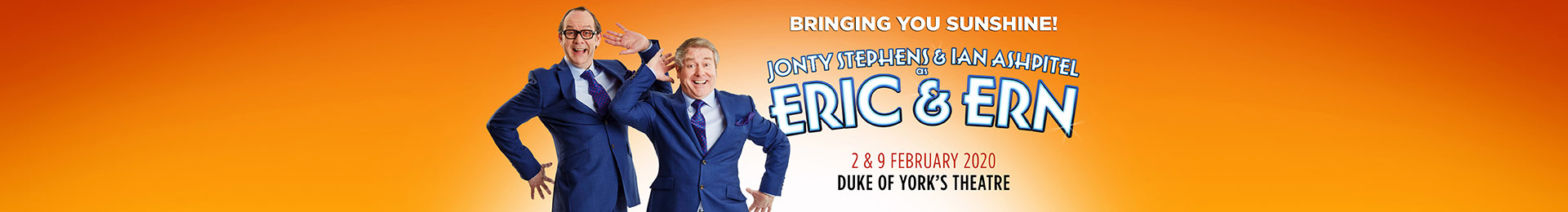 Eric and Ern banner image