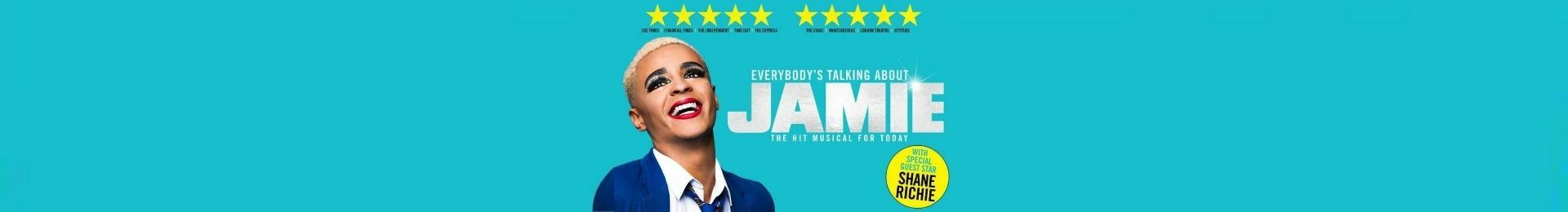 Everybody's Talking About Jamie (Manchester - UK Tour) banner image