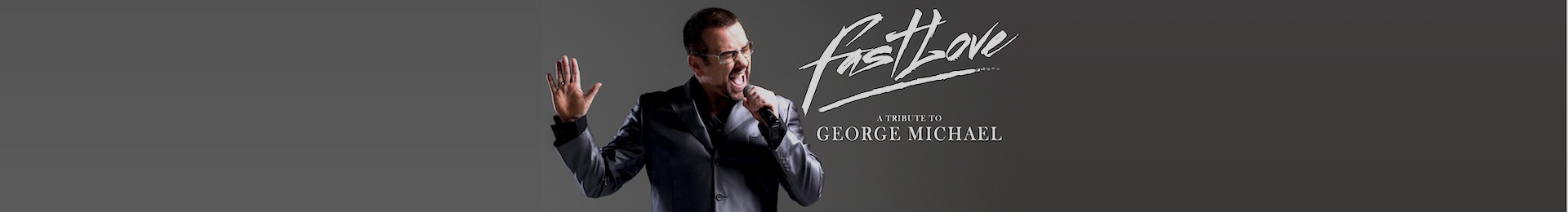 Fastlove a tribute to george michael at the lyric theatre london