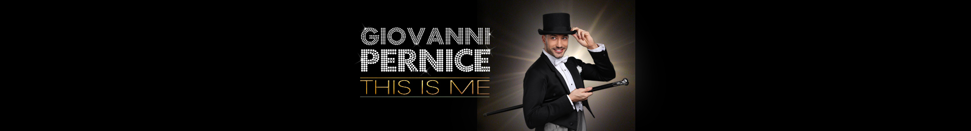 Giovanni Pernice: This Is Me - Gala Performance banner image