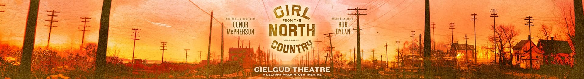 Girl from the North Country banner image