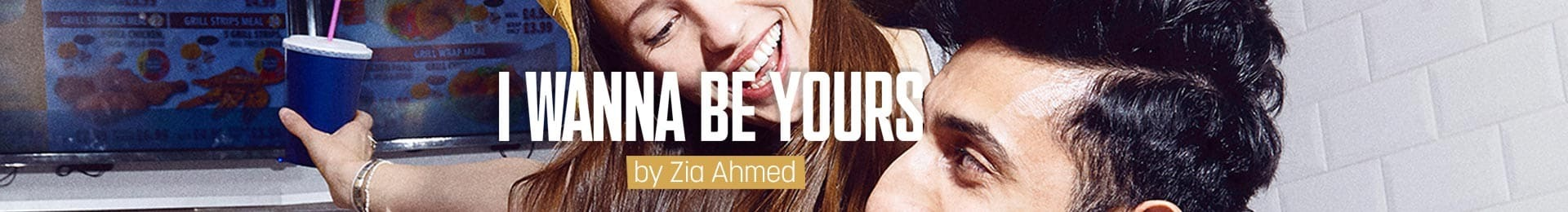 I Wanna Be Yours banner image