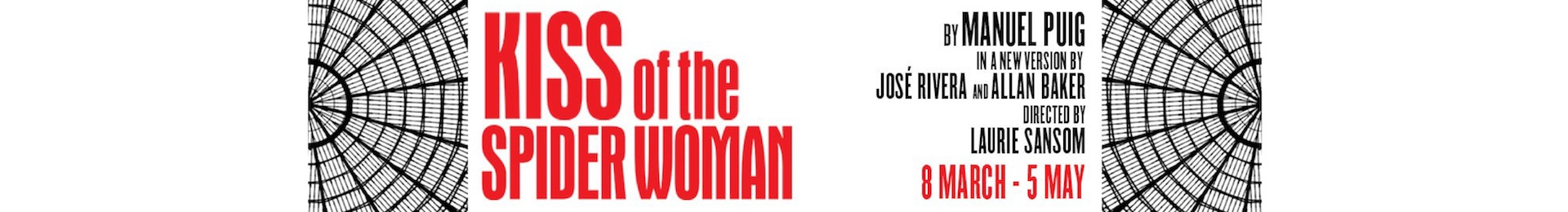 Kiss of the Spider Woman banner image
