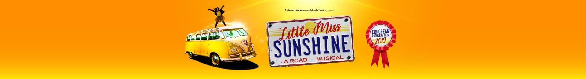 Little Miss Sunshine banner image