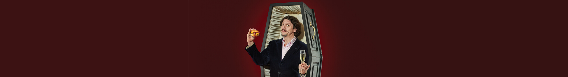 LIVE: My Last Supper with Jay Rayner banner image