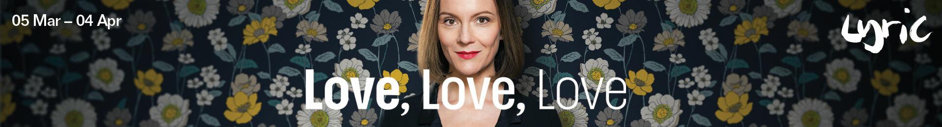 Love, Love, Love banner image