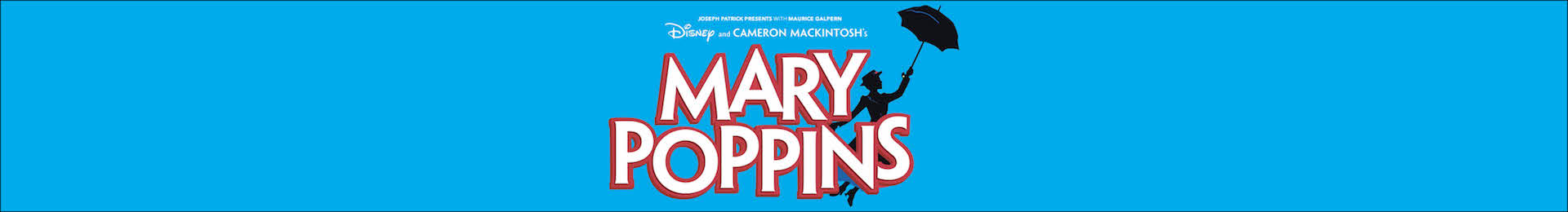 Mary Poppins at the Prince Edward Theatre London tickets