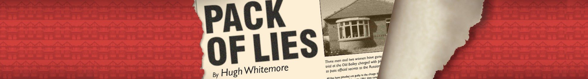 Pack of Lies banner image