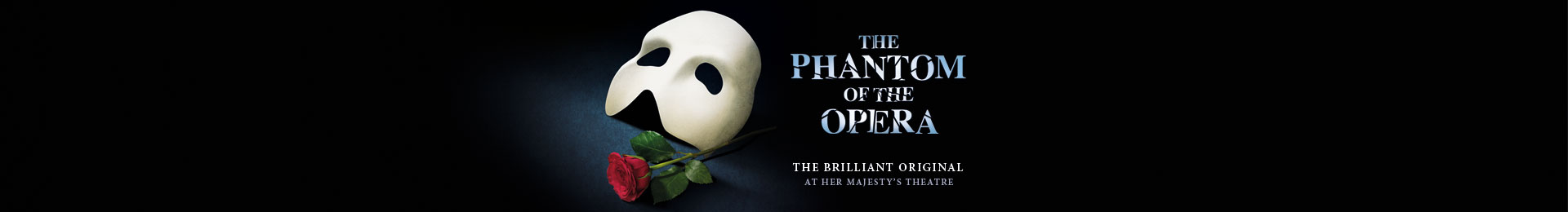 Phantom of the Opera Tickets at the Her Majesty's Theatre