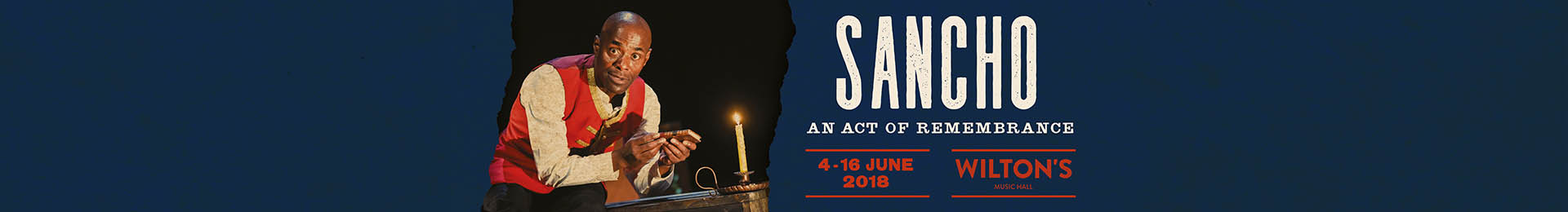 Sancho: An Act of Remembrance tickets