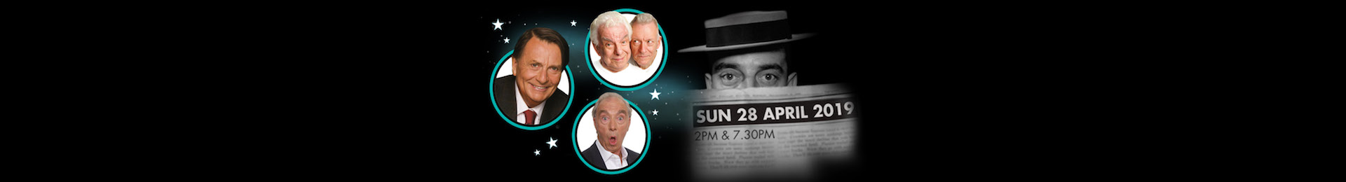 Silent Comedy Spectacular Hosted By Barry Humphries  banner image