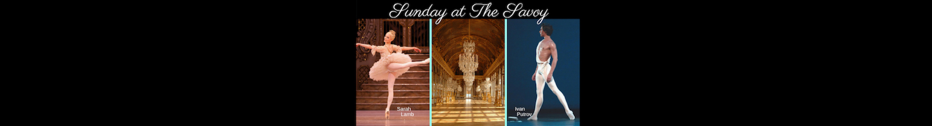 Sunday at The Savoy banner image