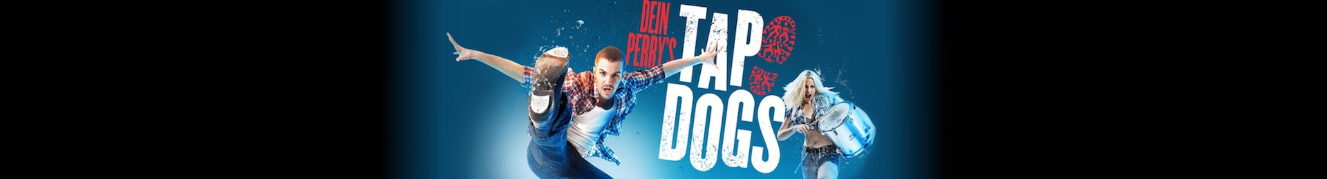 Tap Dogs banner image