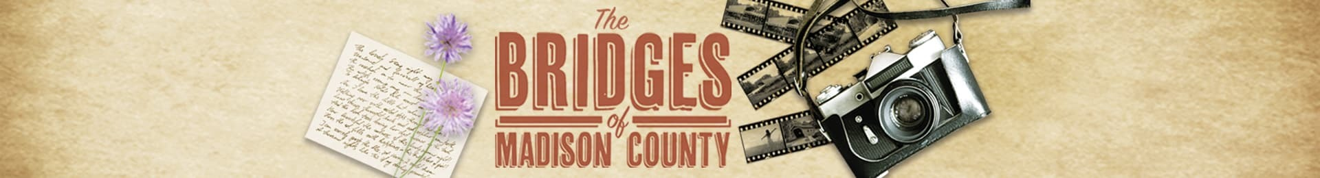 The Bridges of Madison County banner image