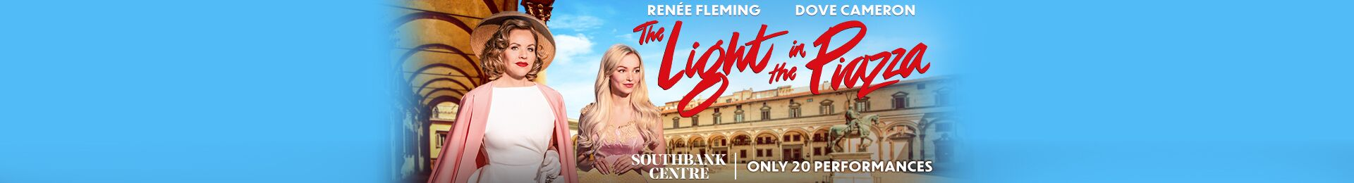 The Light In The Piazza banner image