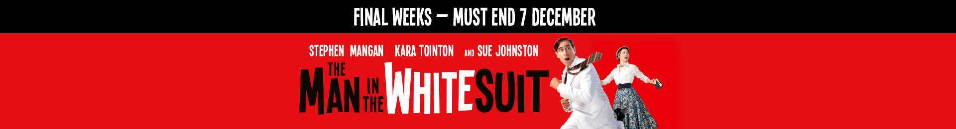 The Man in the White Suit banner image