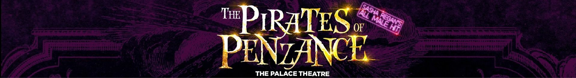 Sasha Regan's The Pirates of Penzance banner image