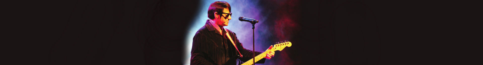 The Roy Orbison Story banner image