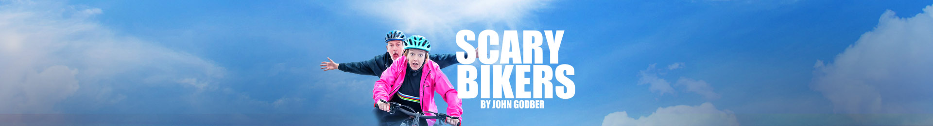 The Scary Bikers banner image