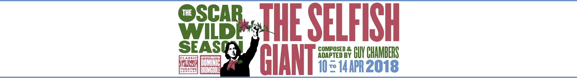 The Selfish Giant banner image