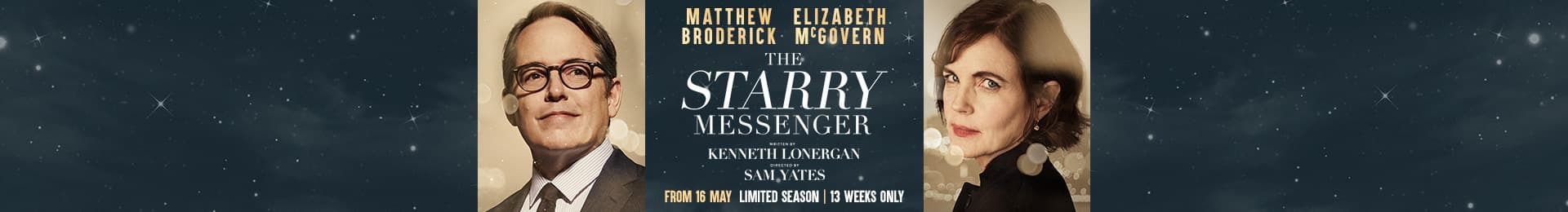 The Starry Messenger banner image