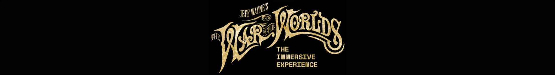 The War Of The Worlds banner image