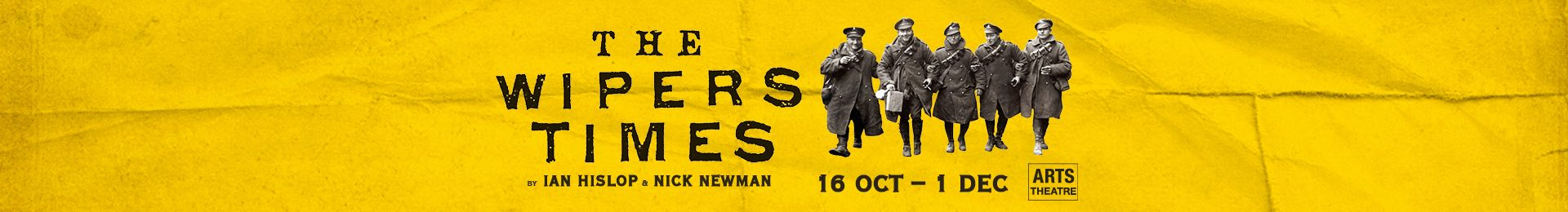 The Wipers Times banner image