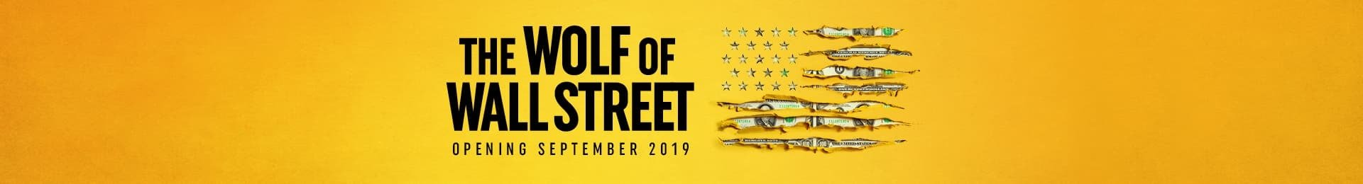 The Wolf of Wall Street banner image