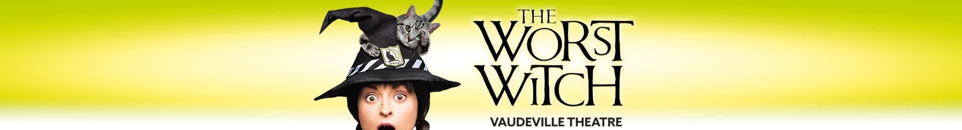 The Worst Witch banner image
