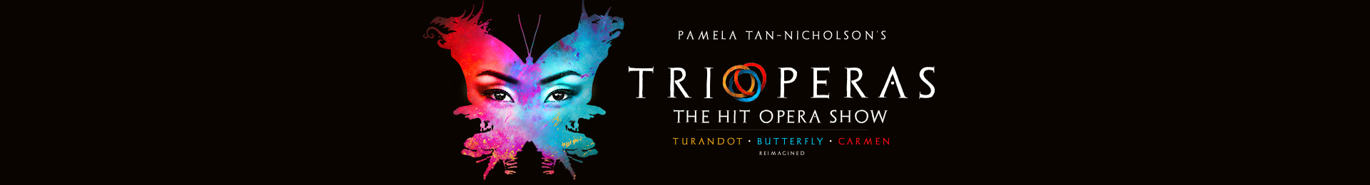 Introducing TriOperas: Turandot, Butterfly & Carmen