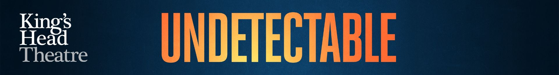Undetectable banner image