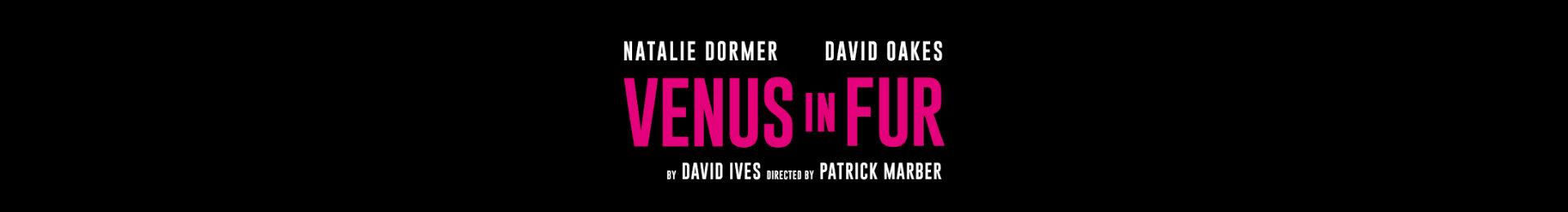Venus in Fur banner image