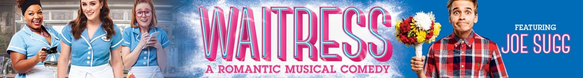 Waitress tickets at Adelphi Theatre and and Dinner at Bella Italia - Strand London