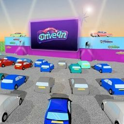 The Drive In Seating Plan